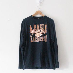 💕5/$15 American Eagle Long Sleeve Shirt L712